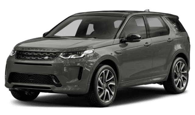 Black 2020 Land Rover Discovery Sport