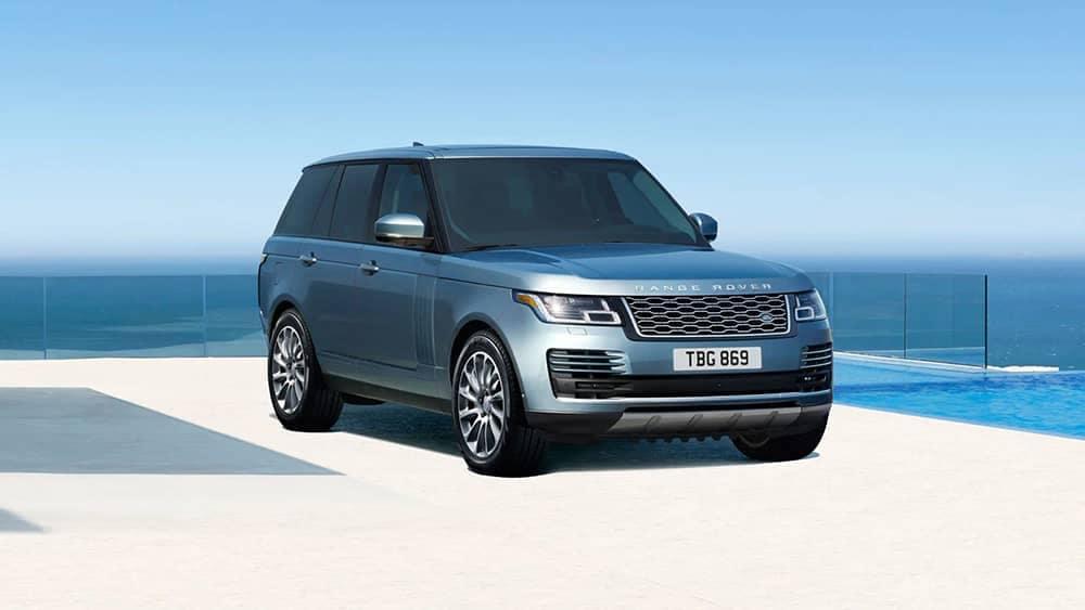 2020 Range Rover Exterior