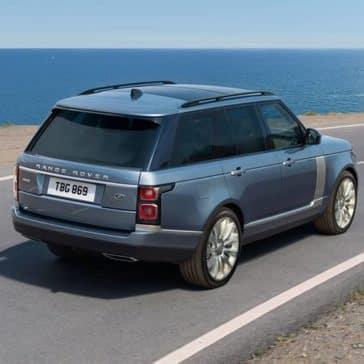 2020 Range Rover Rear