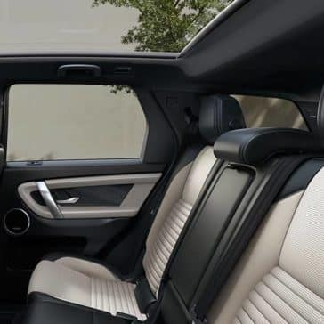 2020 Land Rover Discovery Sport Comfort