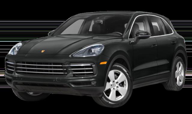 Black 2020 Porsche Cayenne