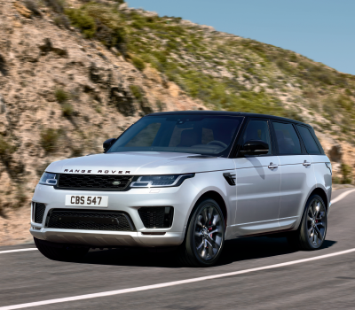 2021 Range Rover Sport HSE Silver