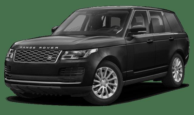 Black 2020 Range Rover