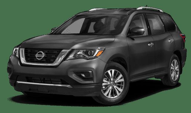 Black 2020 Nissan Pathfinder