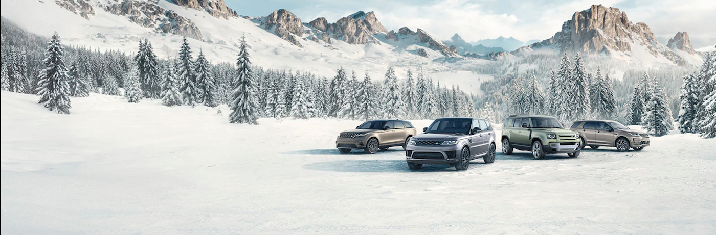 Range Rover Lineup