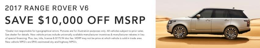 Land Rover V6 Land Rover Hinsdale April Offer Homepage