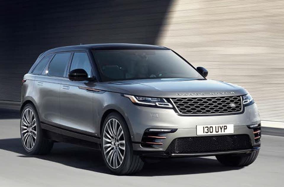 2020 Range Rover Velar Lease Offer | Land Rover Hinsdale