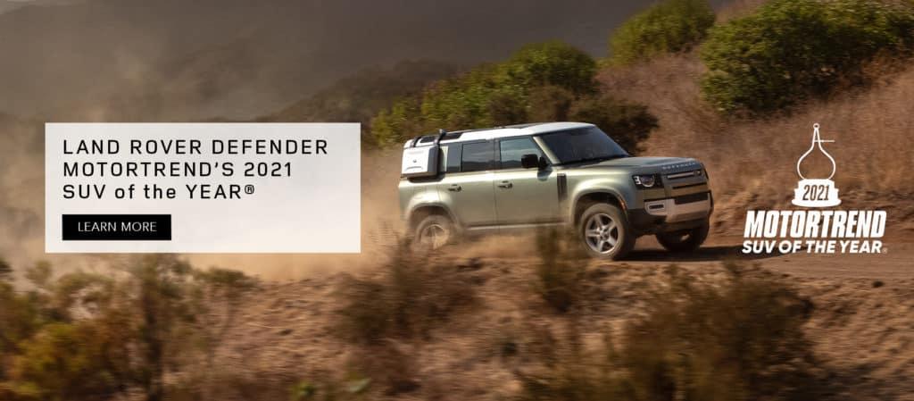 Land Rover Defender in Hinsdale