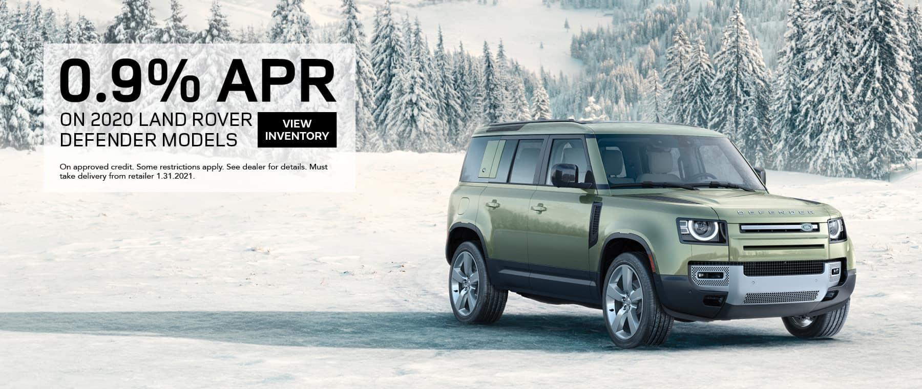 Land Rover Hinsdale Defender