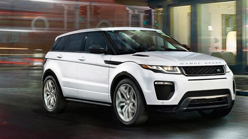 land rover range rover evoque lease special