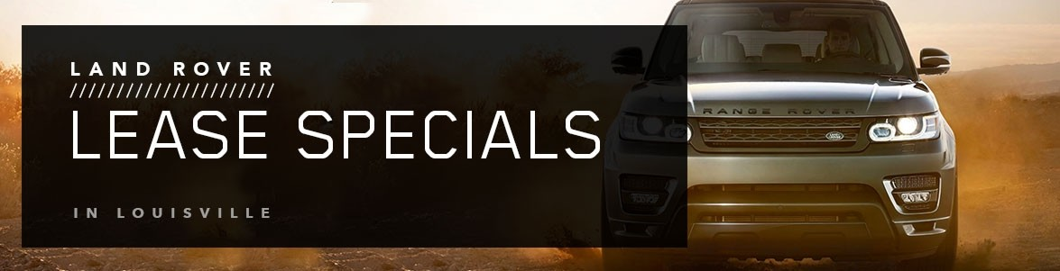 Land Rover Lease Specials Louisville