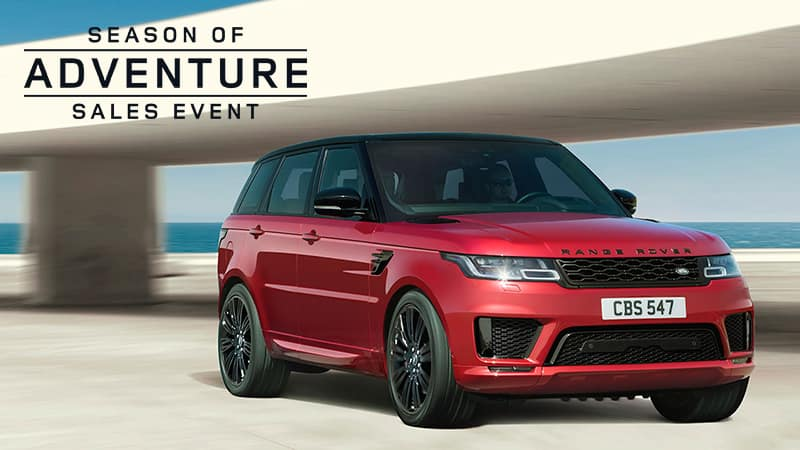 land rover range rover sport lease special