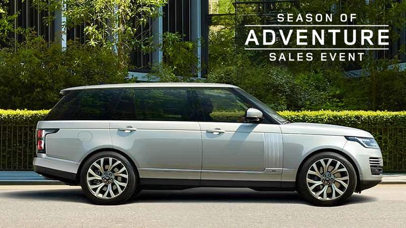 land rover range rover hse lease special