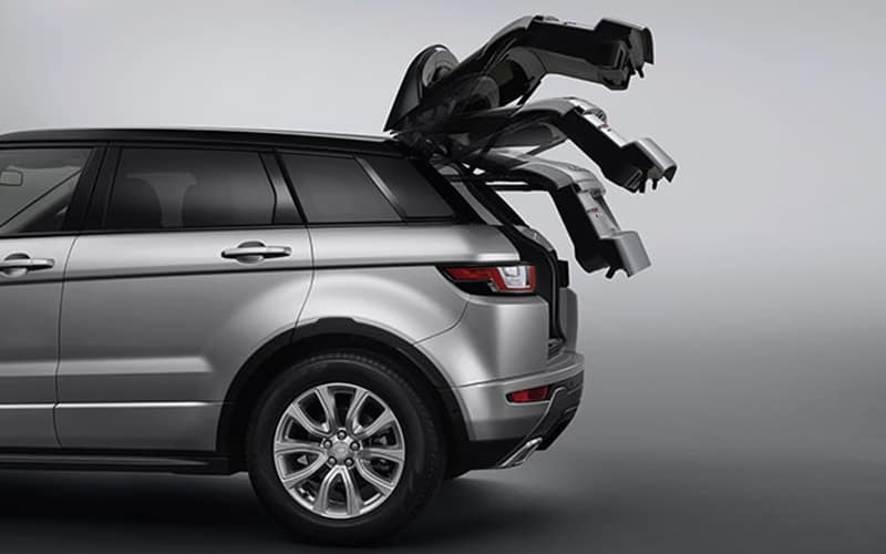 2018 Range Rover Evoque Convenience Features