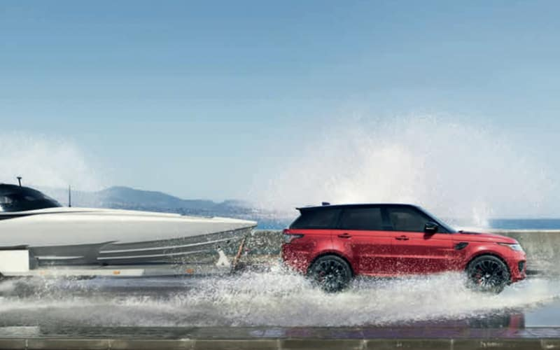 2020 Range Rover Sport Performance