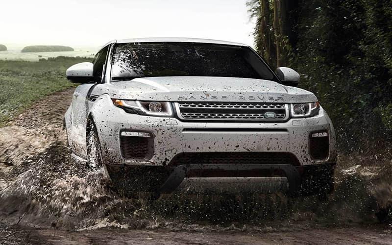 2018 Range Rover Evoque Performance