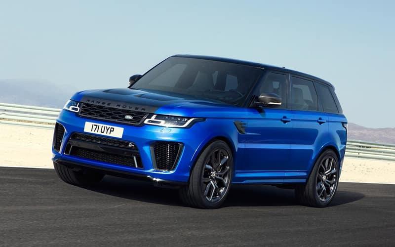2020 Range Rover Sport Design