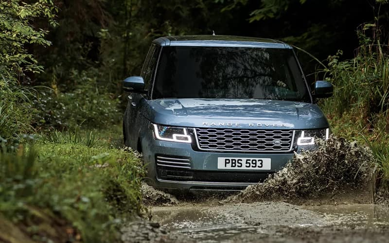 2021 Range Rover Performance