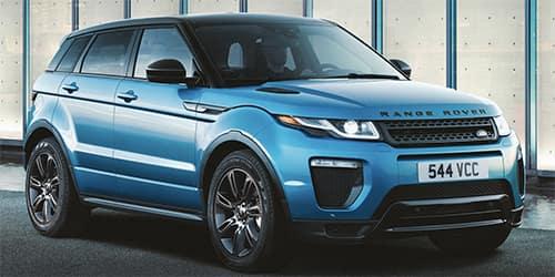 2018 Range Rover Evoque Landmark Edition