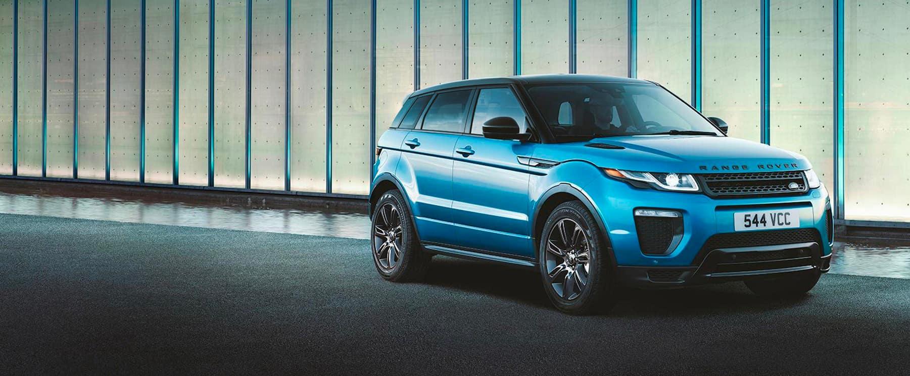 2018 Range Rover Evoque Overview