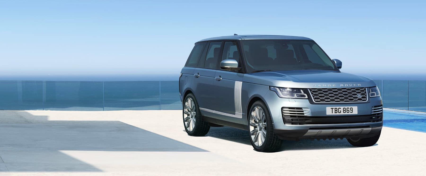 2019 Range Rover Overview