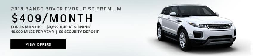 Land Rover Evoque SE Premium