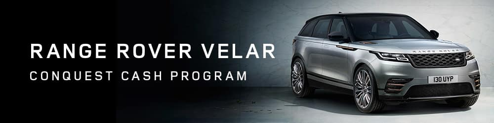 Land Rover Range Rover Velar Conquest Program Louisville KY