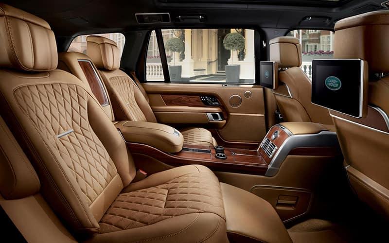 2018 Range Rover SVAutobiography Interior