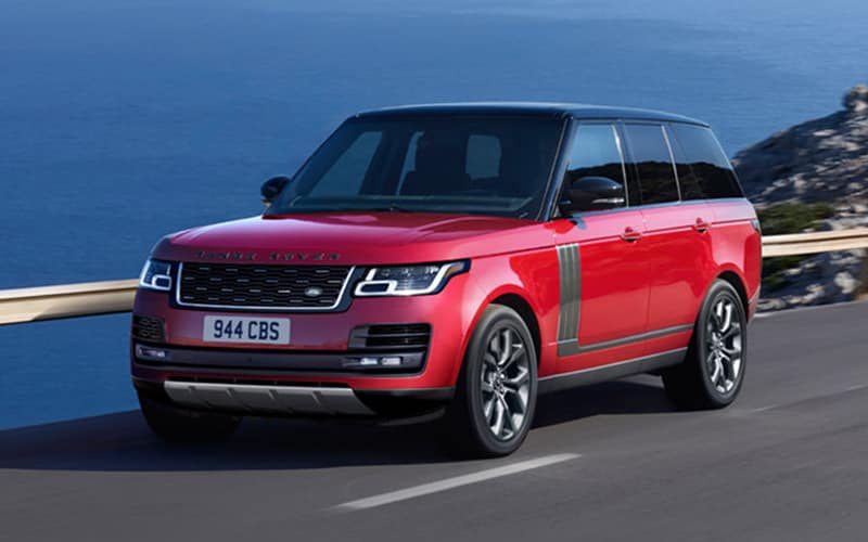 2019 Range Rover SVAutobiography Exterior Styling