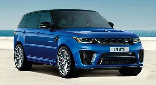 2019 Range Rover Range Rover Sport SVR