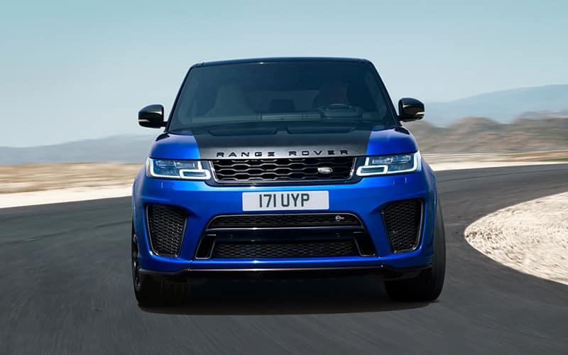 2019 Range Rover Sport SVR Performance