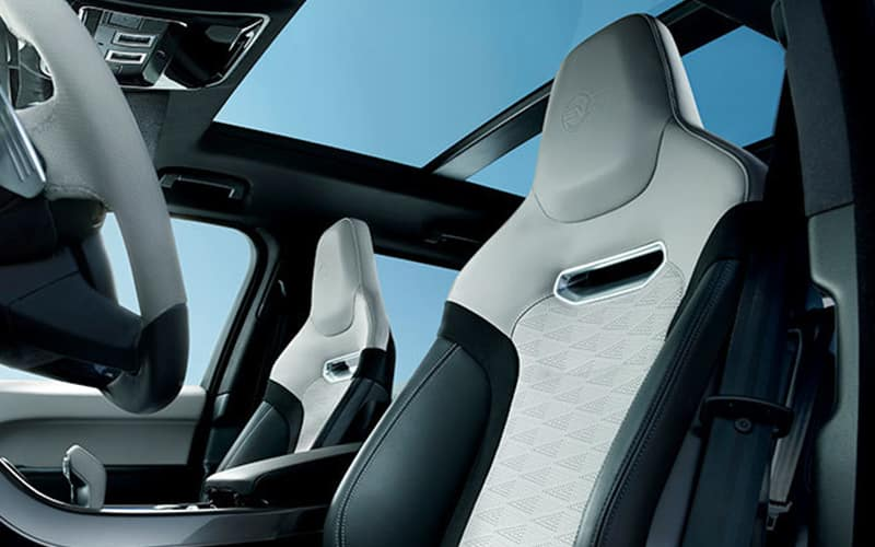 2018 Range Rover Sport SVR Interior