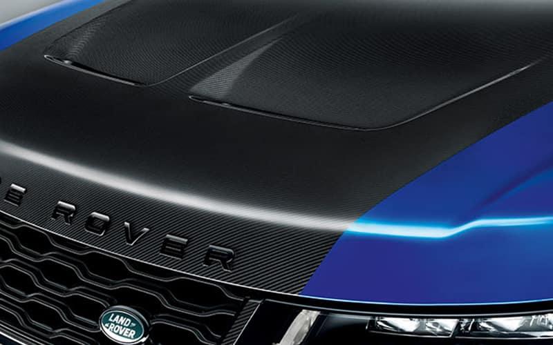 2019 Range Rover Sport SVR Carbon Fiber Hood