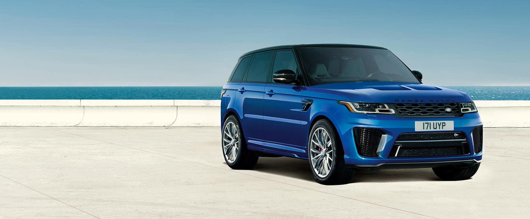 Range Rover Sport SVR Overview