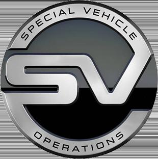 Range Rover SVO Logo