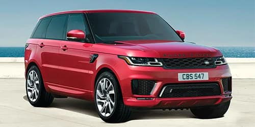 2020 Range Rover Sport Supercharged Dynamic