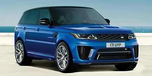 2020 Range Rover Sport SVR