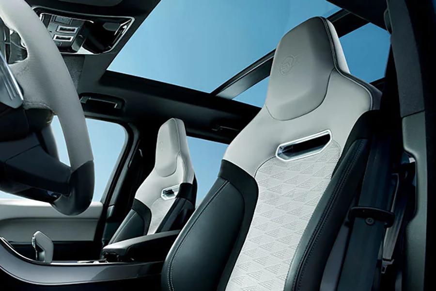 Range Rover SVR Performance Seats