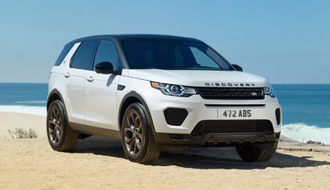 2019 Land Rover Discovery Sport Landmark Edition