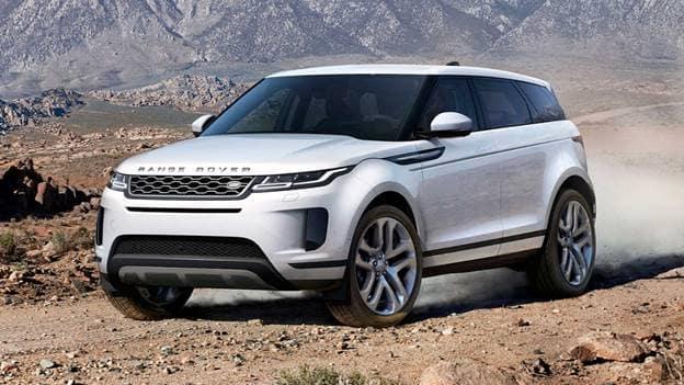 Range Rover Evoque Styling