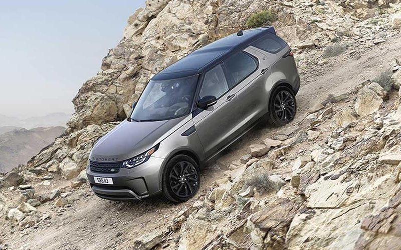 Land Rover Discovery Performance