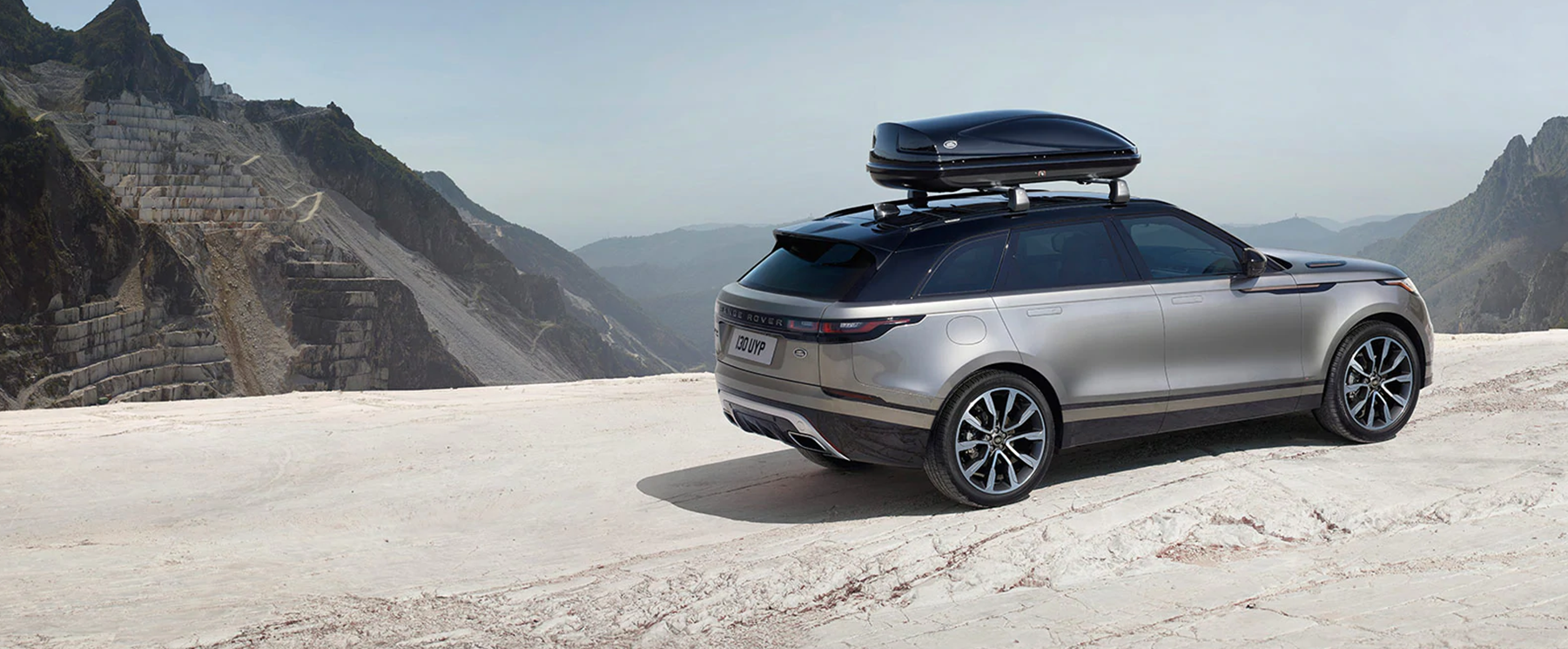 2020 Land Rover Range Rover Velar Model Overview at Land Rover Louisville