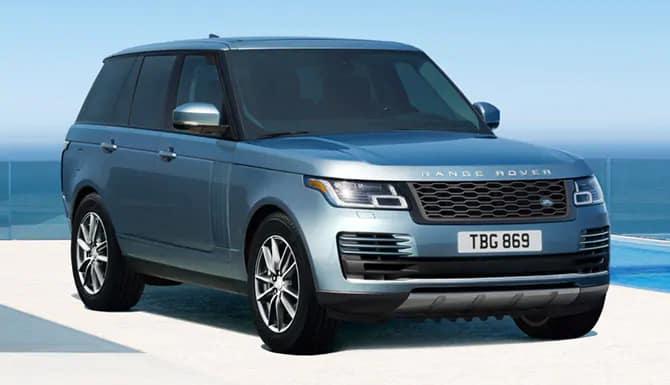 Range Rover Exterior