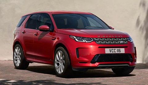Discovery Sport R-Dynamic HSE