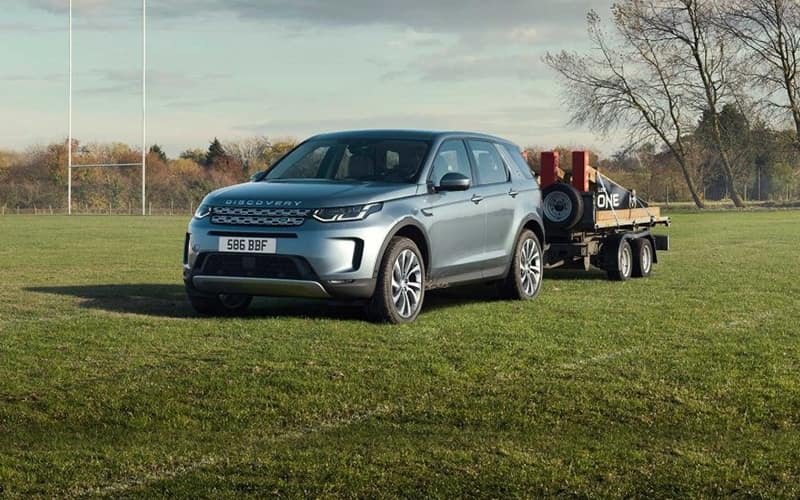 Land Rover Discovery Sport Capability