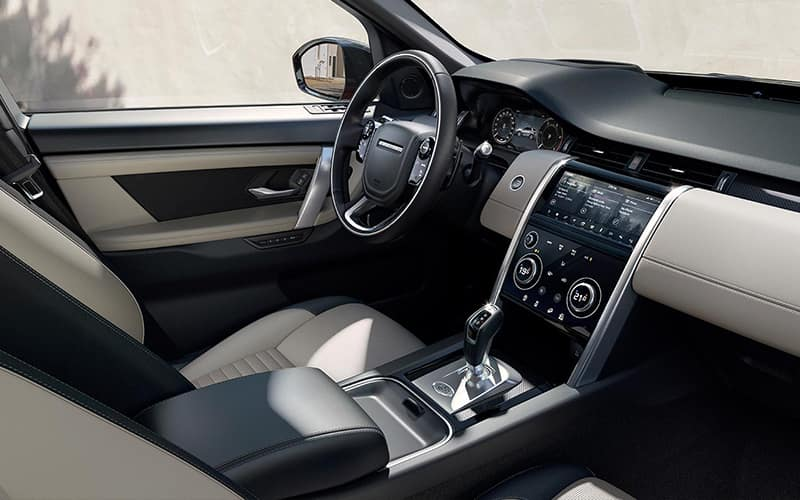 2019 Land Rover Discovery Sport Interior