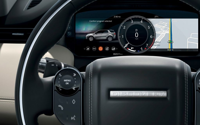 2019 Land Rover Discovery Sport Technology