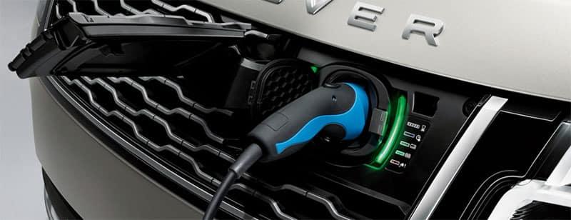 Land Rover EV Charging