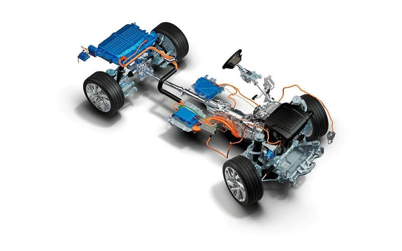 Land Rover PHEV Technology