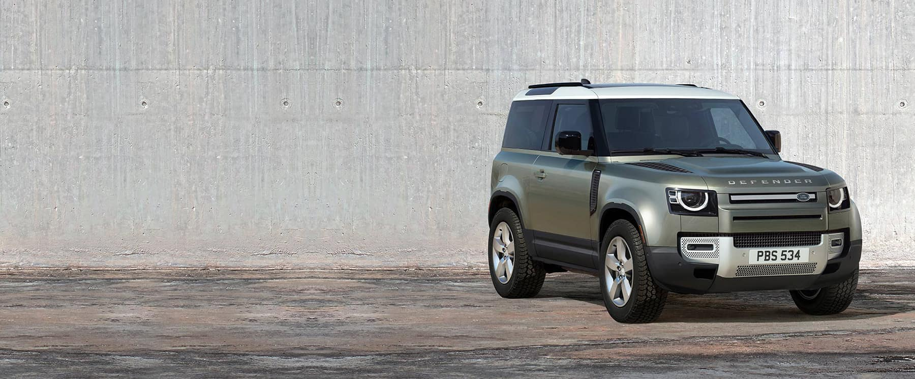 2020 Land Rover Defender Model Overview at Land Rover Louisville